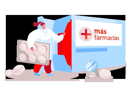 Bienvenidos a Más Farmacias